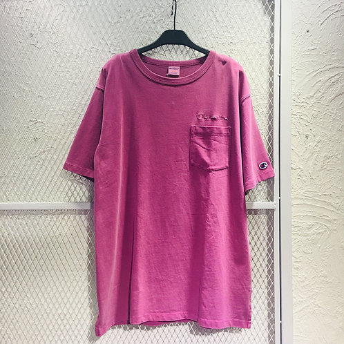 Champion- Champion Pocked Washed Tee