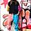 Thumbnail: Gym Master - Water Repellent Color Mix Pants