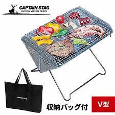 Captain Stag - V Tape Smart Grill