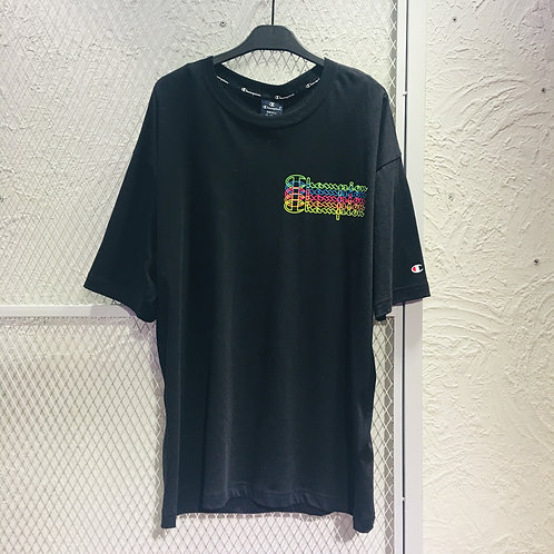 Champion- Big Rainbow Champion Tee