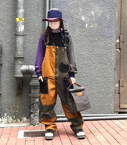 Gym Master - Multi Col Overall