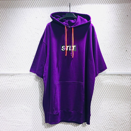 Satellite - Short Slv Logo Hoody