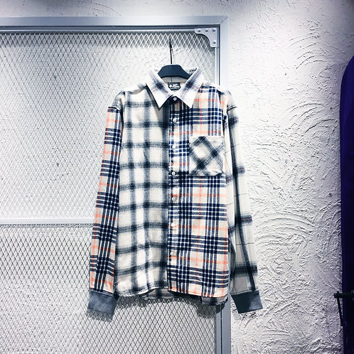 Gym Master - Multi Checked Shirt