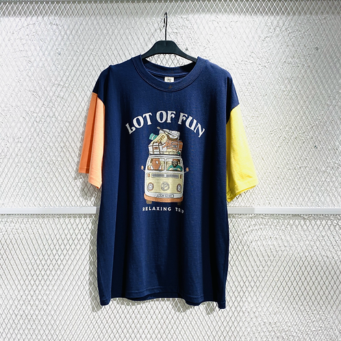 Power To The People- Lot of Fun Tee