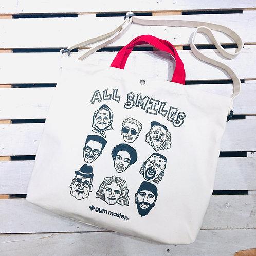 Gym Master - All Smiles Bag