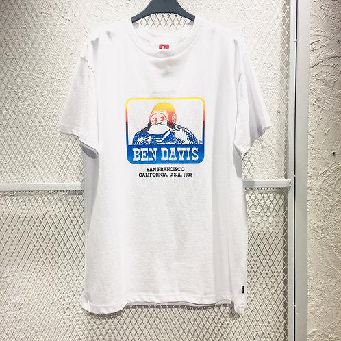 Ben Davis - Rainbow Logo Tee