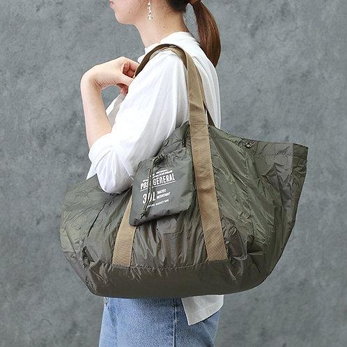 Post General- 30L Folding Shopping Bag
