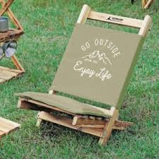 Captain Stag -Go Outside Low Style Chair