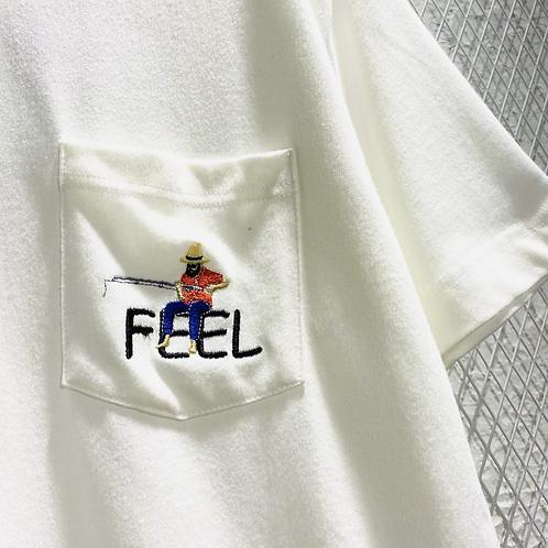 Gym Master - Feel Pocket Tee