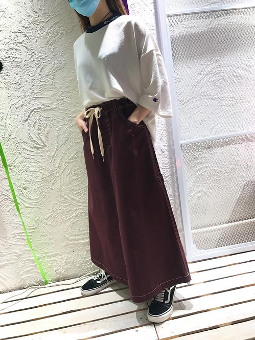 Gym Master- Multi Color Long Skirt