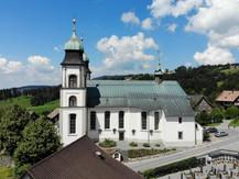 Seniorenausflug zur Basilika in Bildstein am 15.9.2021