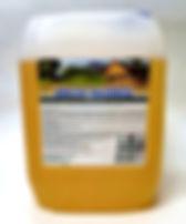 Масло льняное техническое 5л, рафинирова