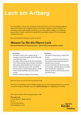 Suchen neue/n Mesner/in