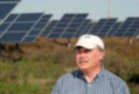 Solar Array, Mike Linsea