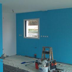 Peinture interieure et exterieure