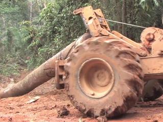 Can maps stop a bulldozer?