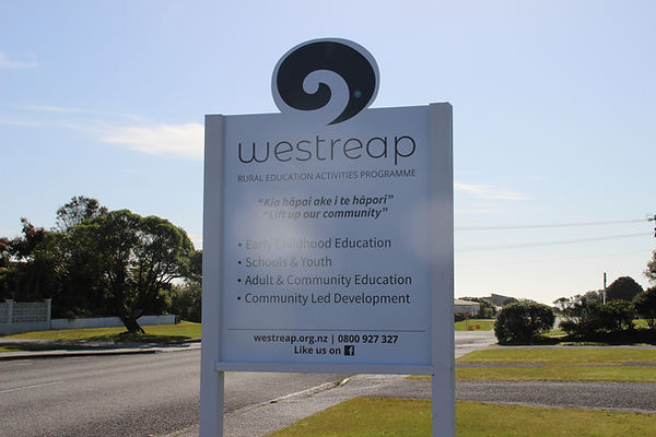 WestREAP New Sign 2020.JPG