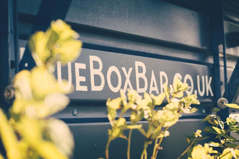 The blue box bar Brighton Sussex