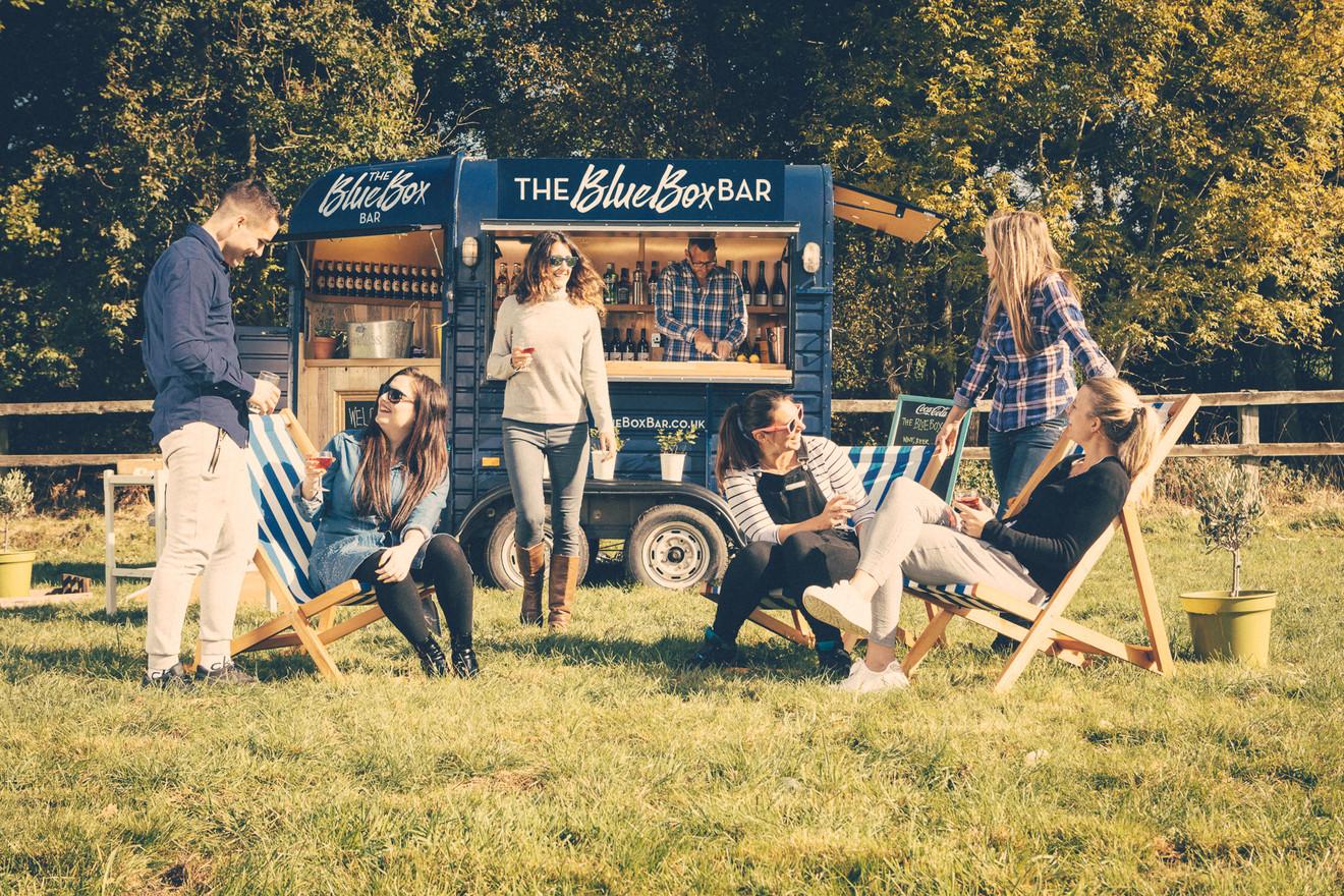The Blue Box Bar, vintage horsebox hire.jpg