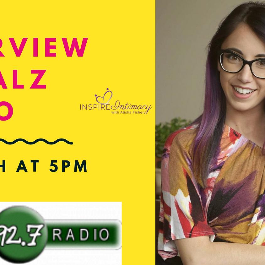 Interview by PALZ Radio