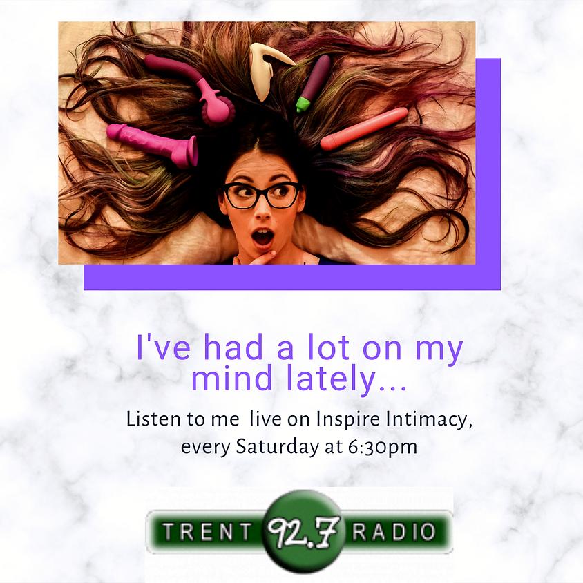Inspire Intimacy Radio Show- Episode 1