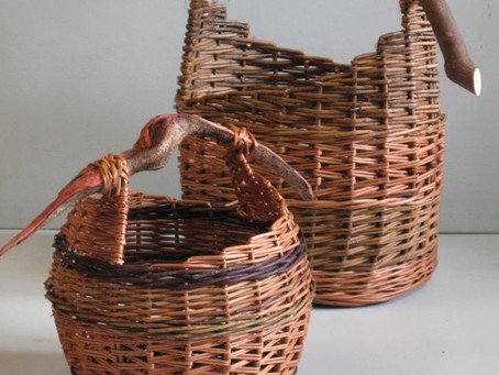 Traditional rural crafts at Cowshed Creative