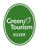 Green Tourism Silver Award Logo