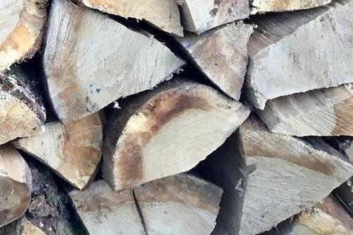 Extra bag of logs