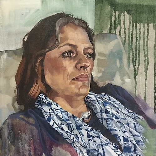 Expressive Portraits in Oil Paint