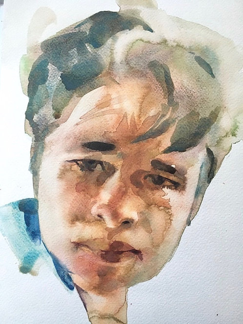 Water Colour Portraiture