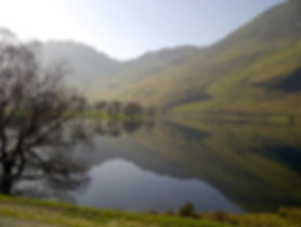 Stunning scenery in the Lake District