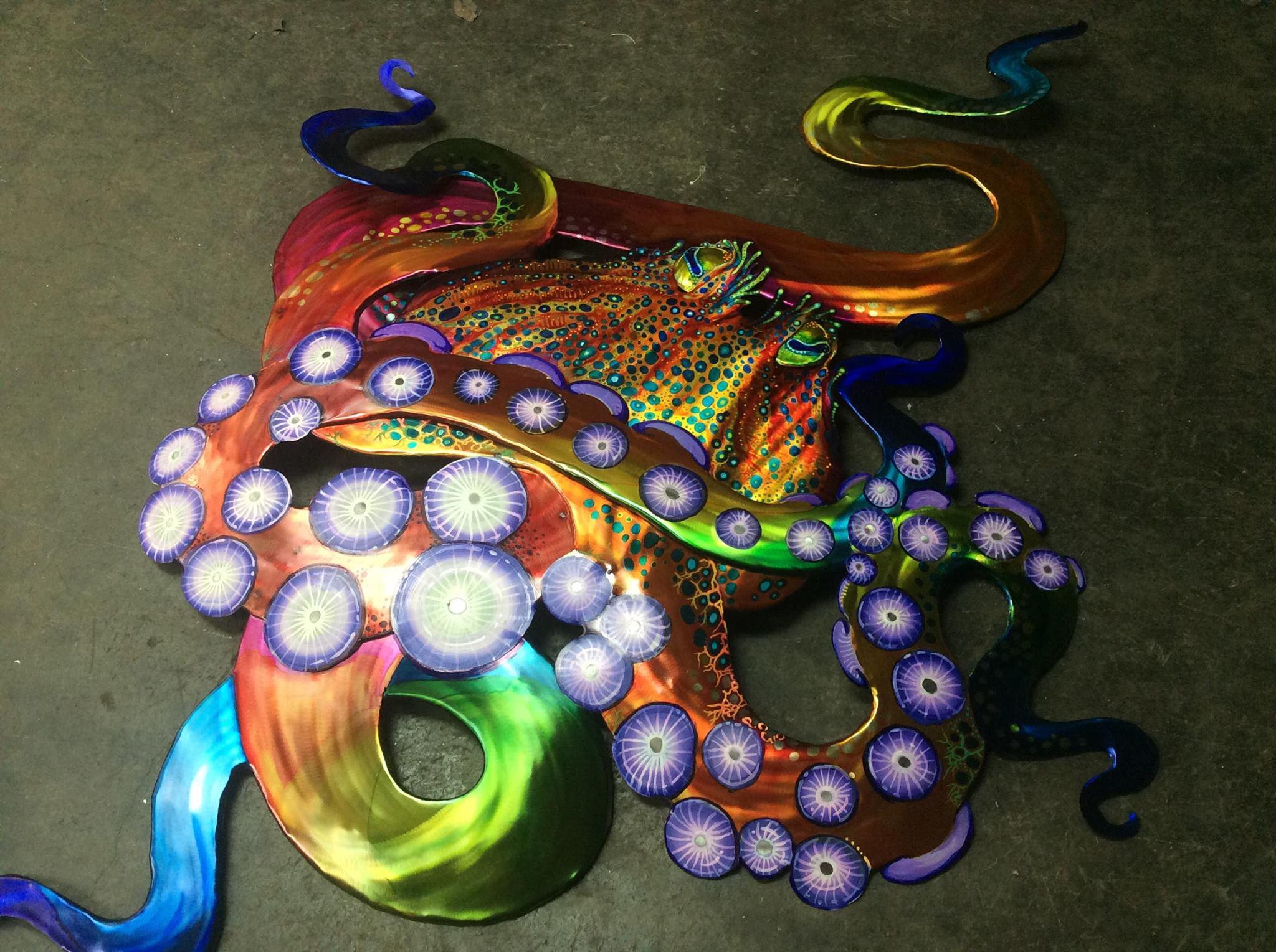 kraken- ursula