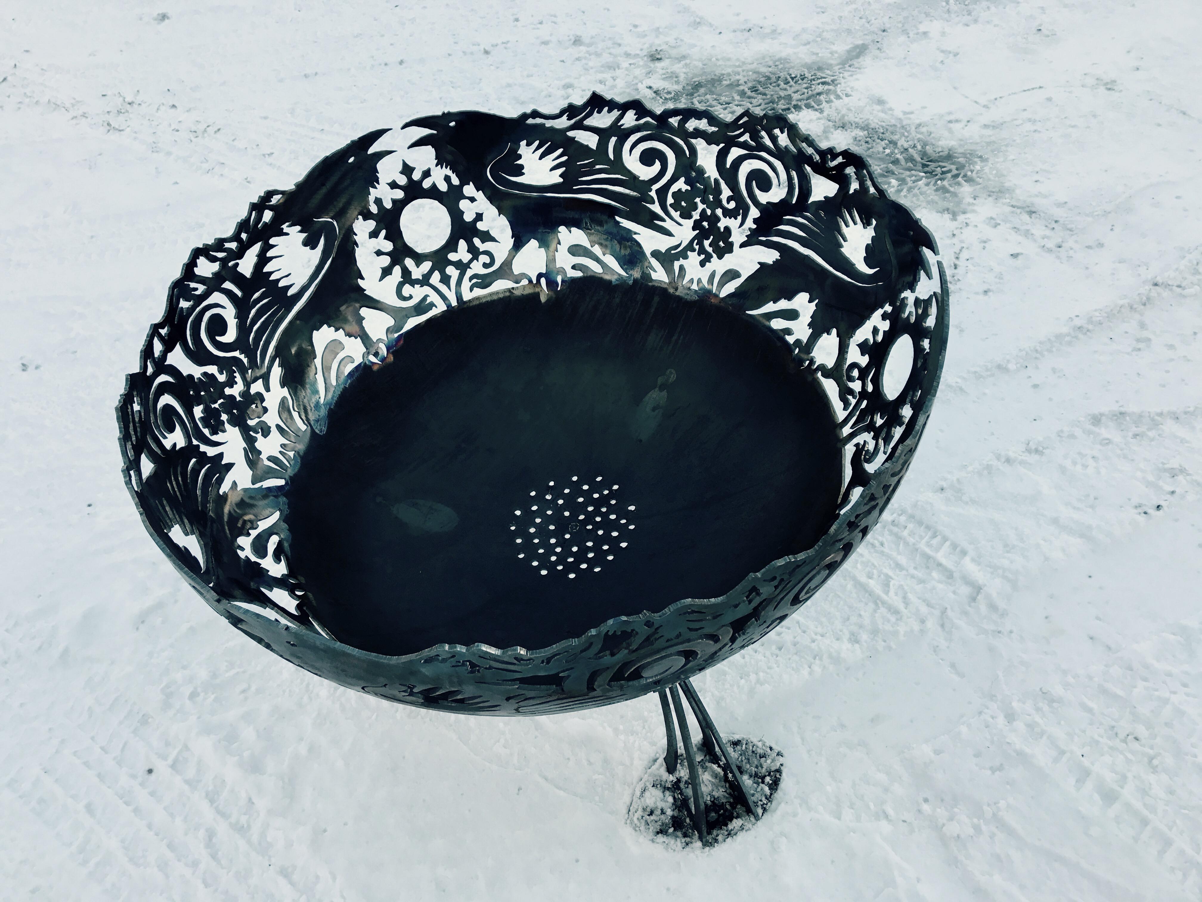 Raven Bowl Repeating