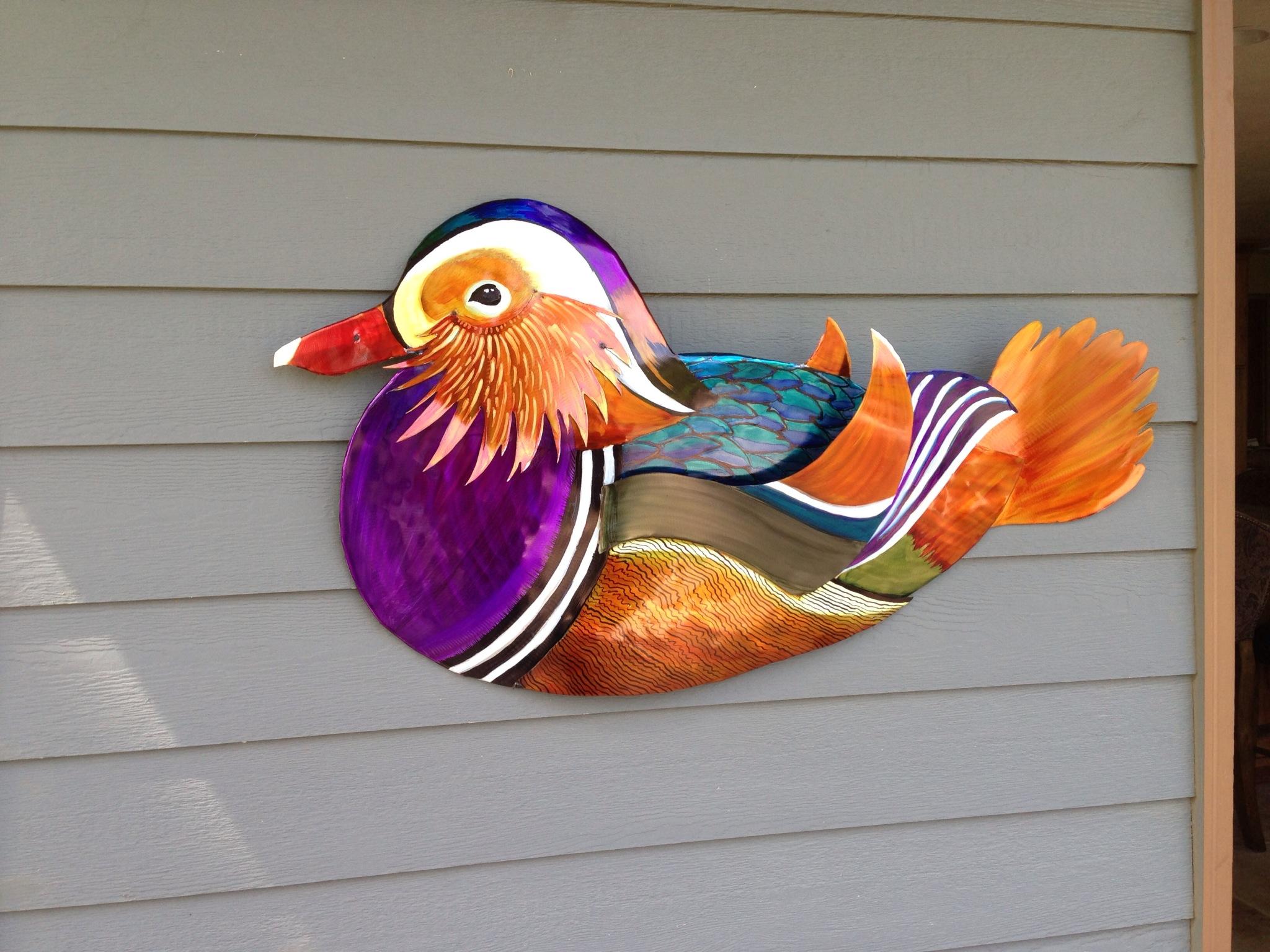"""Mandarin Duck """"CHENEY"""""""