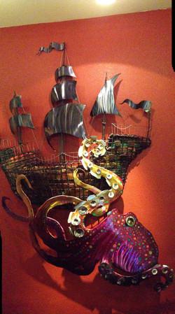 """Ol' Pirate Ships I Rob Dem"""
