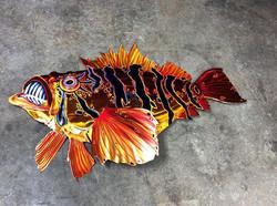 #TigerRockFish #AnchorageMayorsBall2015_#BAFCOstyle