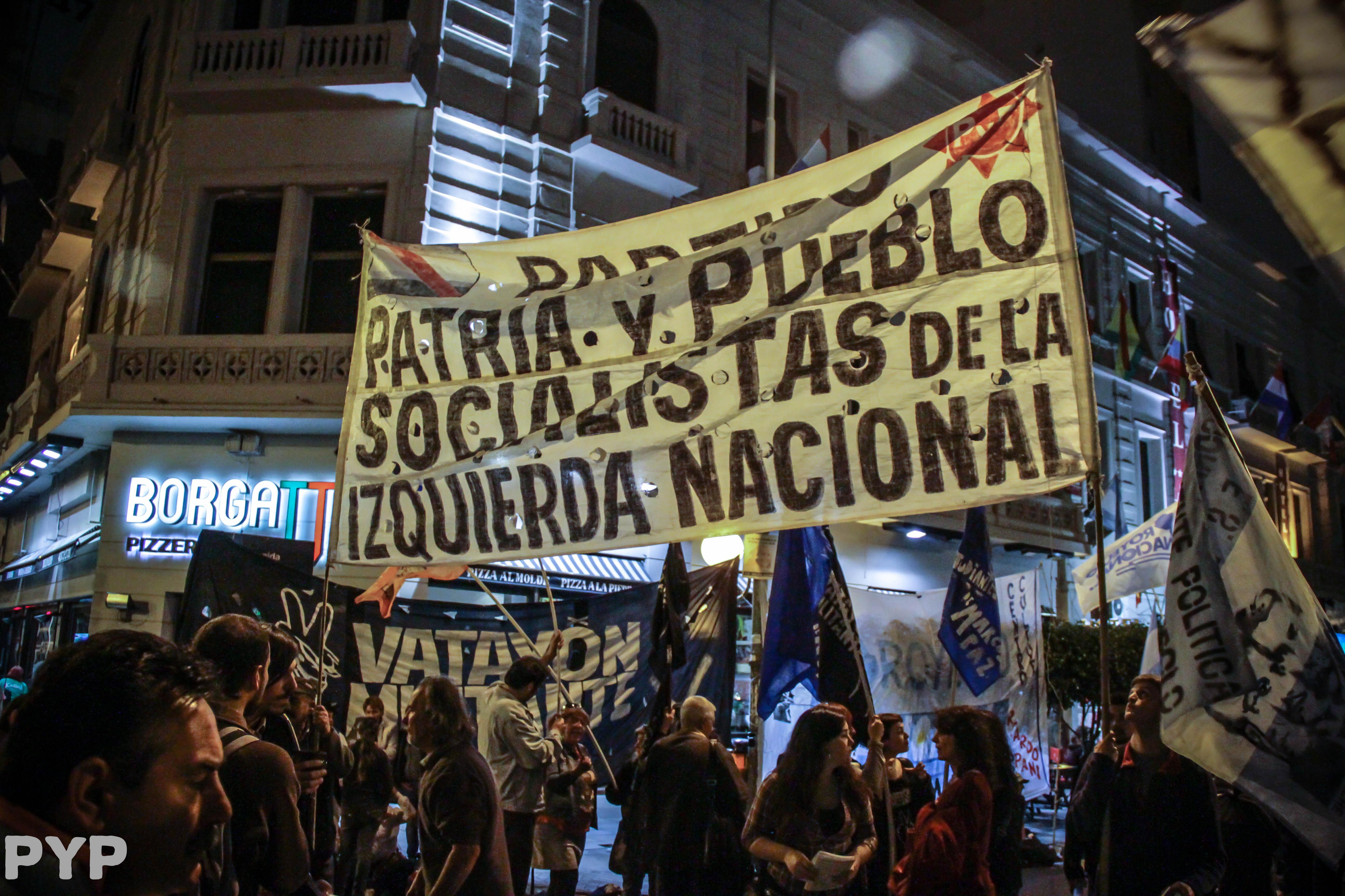 Patria y Pueblo - Izquierda Nacional