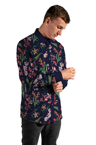 Orchid Shirt Visualisation