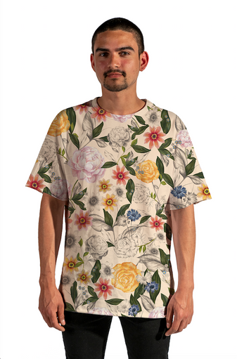 Summer T-Shirt Visualisation
