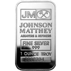 1oz Silver Random Refiner Bar