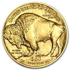 1oz Gold American Buffalo
