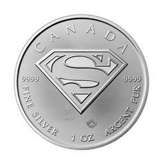 1oz Silver Superman