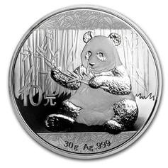 1oz Silver Chinese Panda