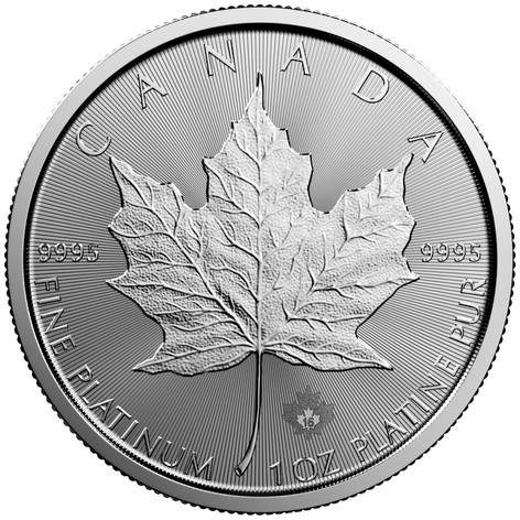 Coin Canadian Maple Leaf Platinum