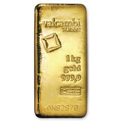 1kg Bar Gold