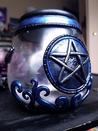 Witch's Cauldron Jar