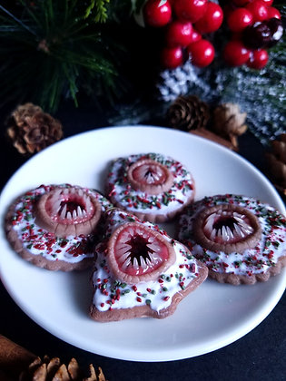 Monster Cookie Ornament