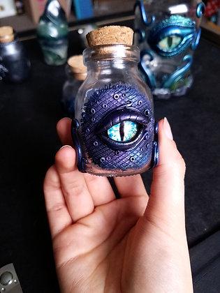 Purple Dragon Bottle