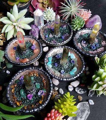 Fairy Garden Ring Holder