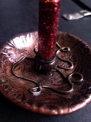 Cauldron Ring Holder